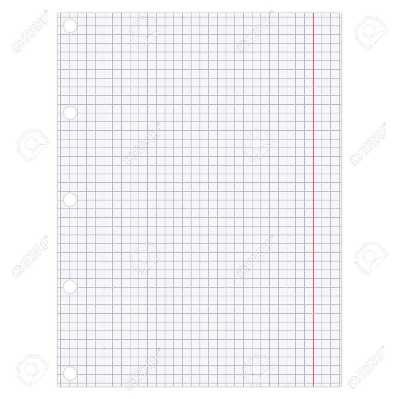 sheet of paper Stock Vector - 7309699