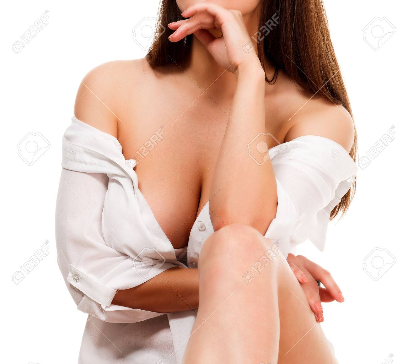 Busty Girl Shirt