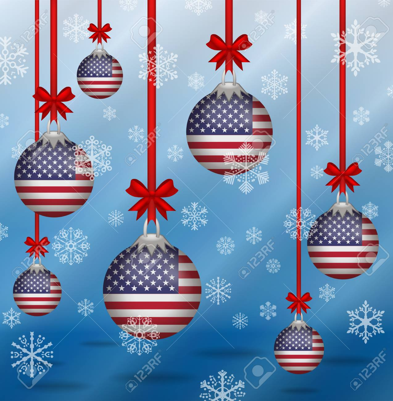Image result for United states christmas clipart clipart