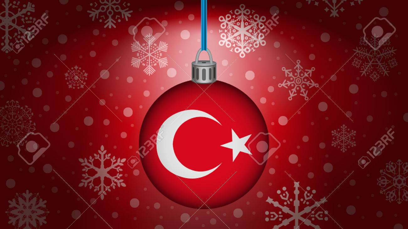Christmas In Turkey Royalty Free Cliparts, Vectors, And Stock ...