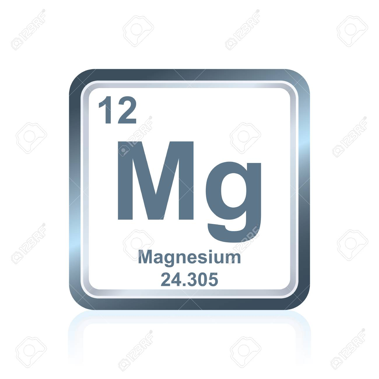 atomic weight of magnesium