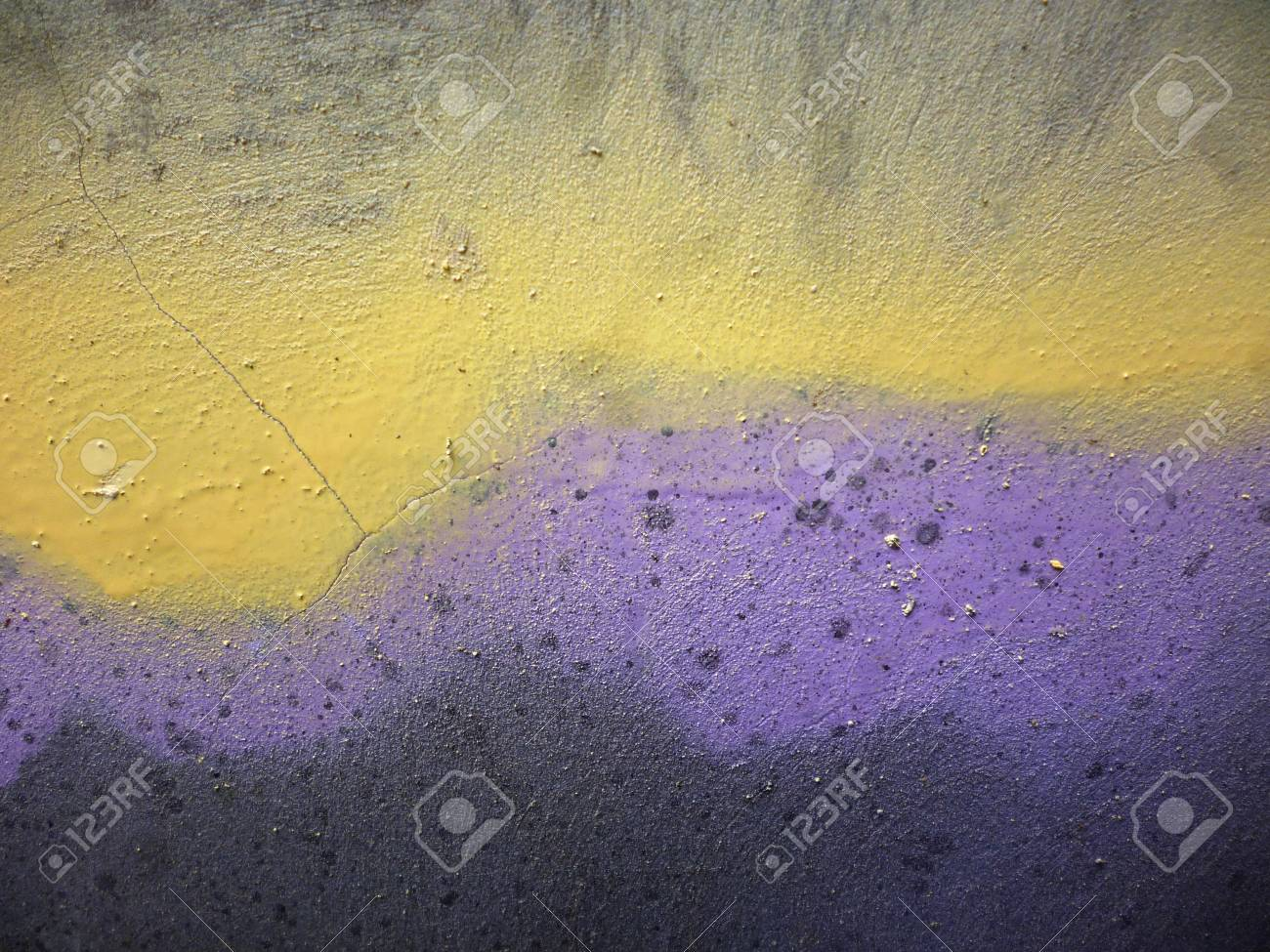 Wall Texture Colour Unique Stock Photo, Picture And Royalty Free ...