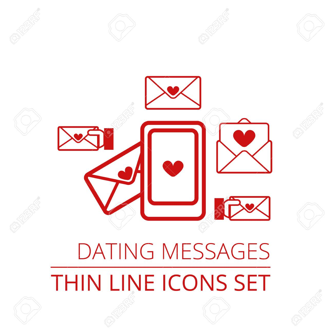 Thin dating