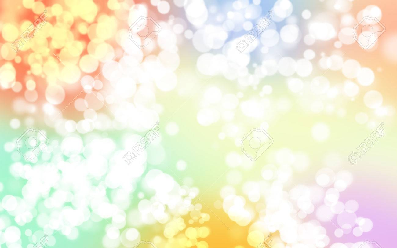 Blue Red Blue Green Pink Purple Violet White Abstract Background
