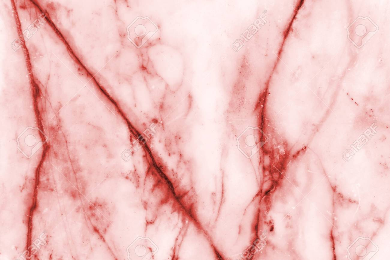 Immagini Stock Superficie Del Marmo Con Tinta Rosa Marmo Texture