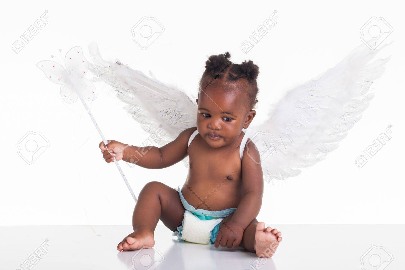 African fairy Stock Photo - 20077348
