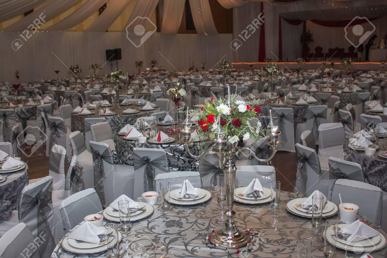 The wedding venue for a muslim wedding. Stock Photo - 16018901