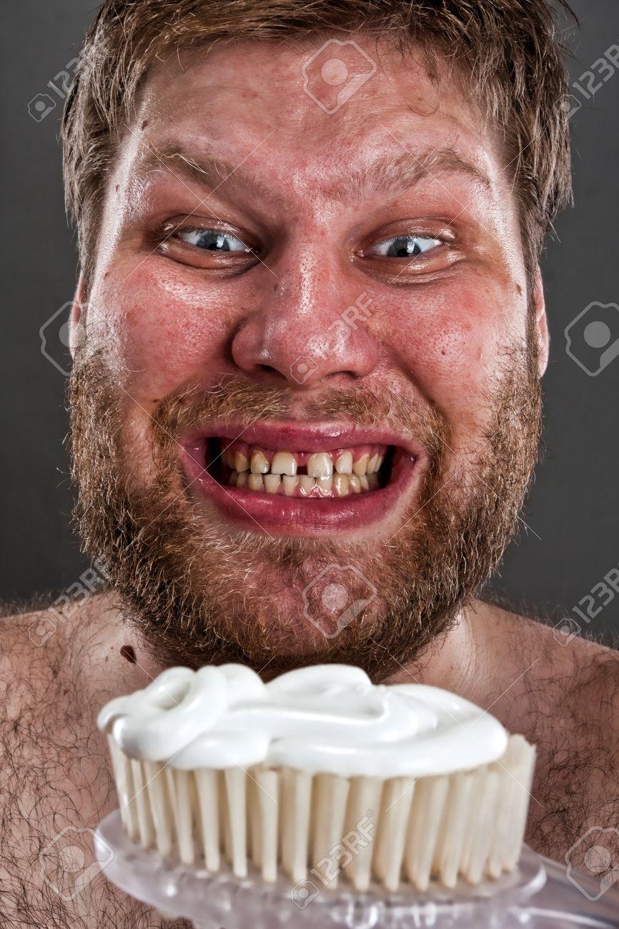 Hässlicher mann bilder