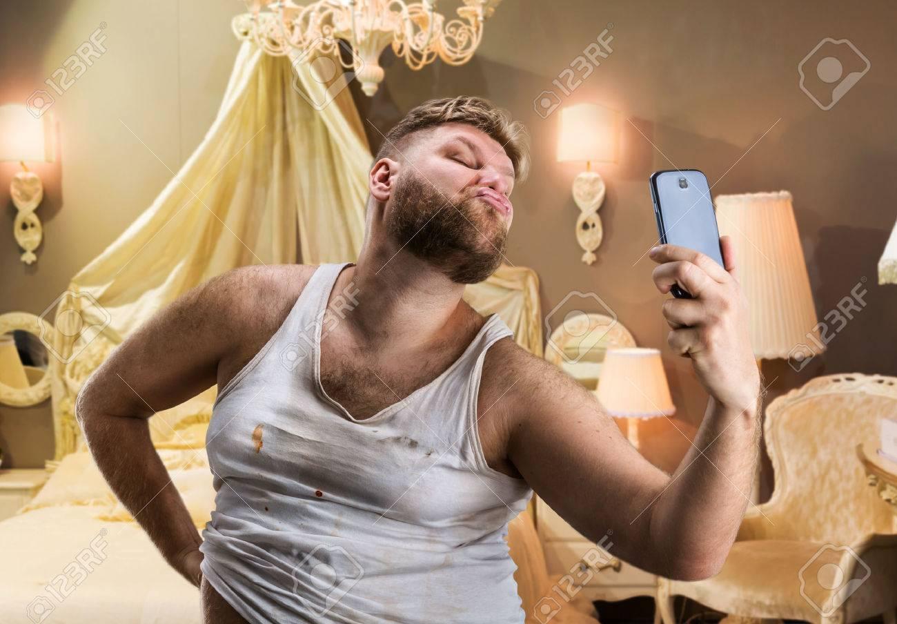 Hässliche männer fette Warum bekomme