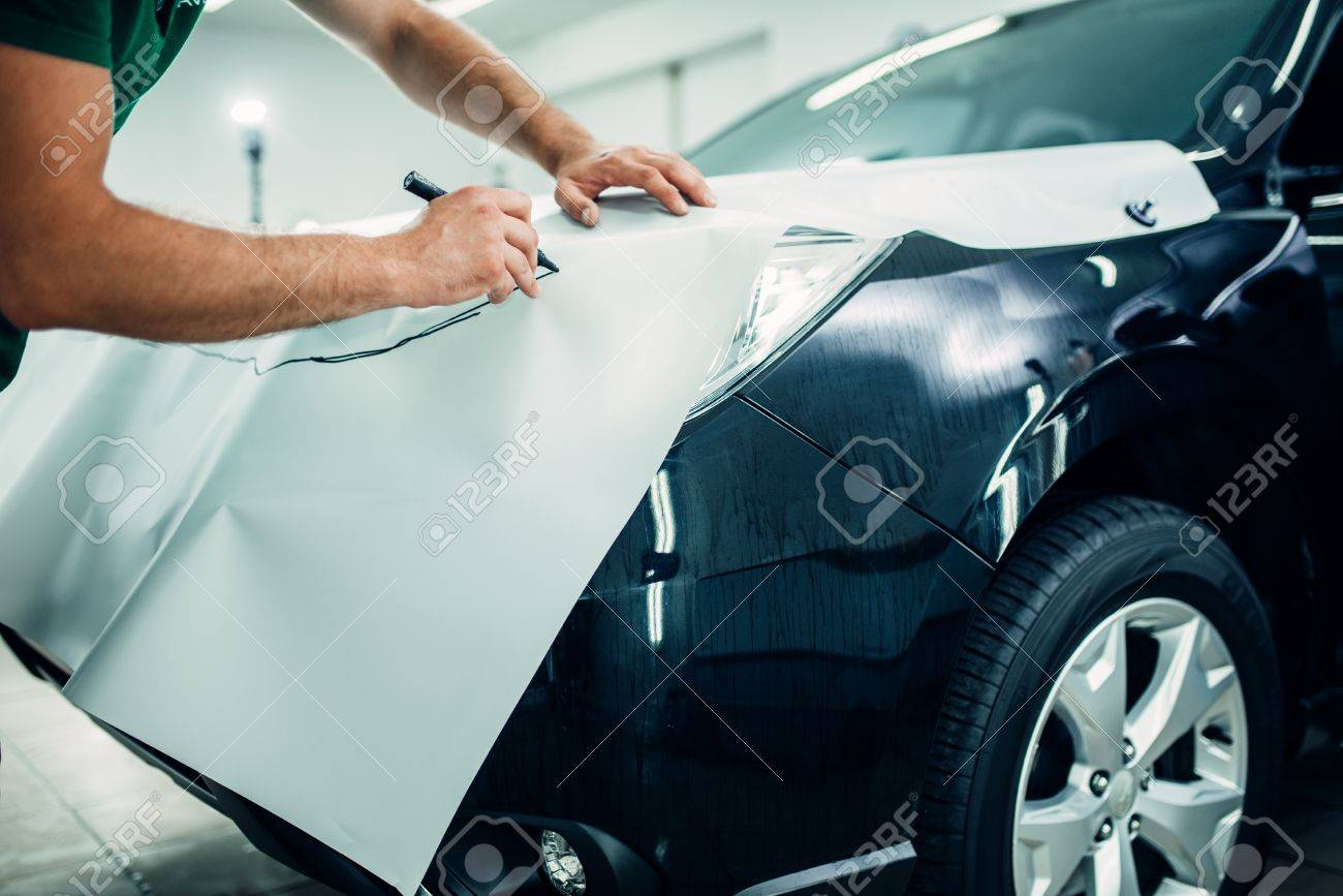 Paint Protection Film >> Automobile Paint Protection Film Installation