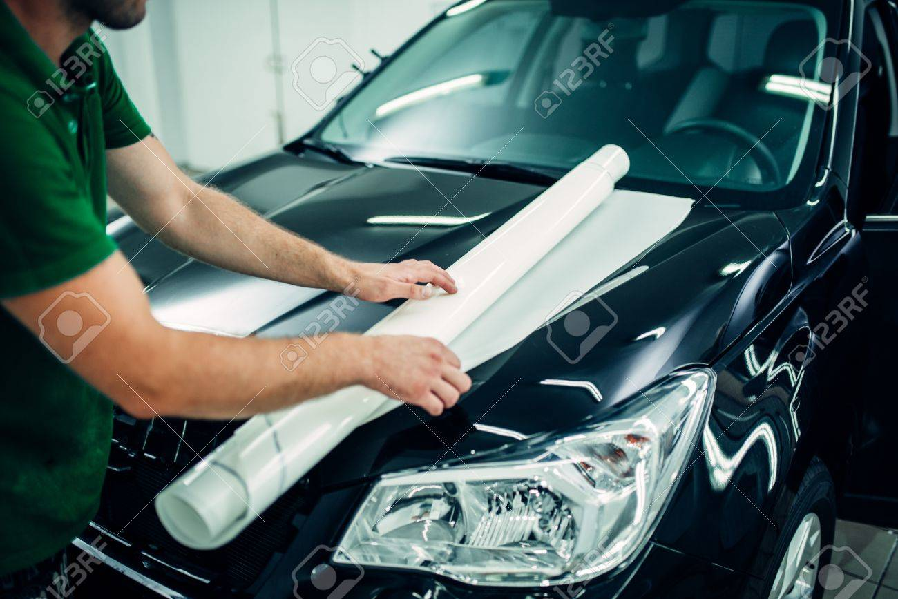 Paint Protection Film >> Paint Protection Film Installation Hood Protect
