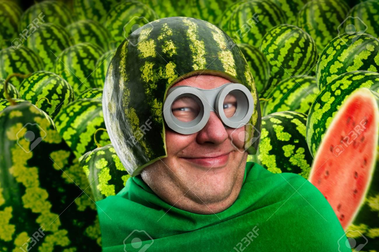 Weird Stock Photos Watermelon 7
