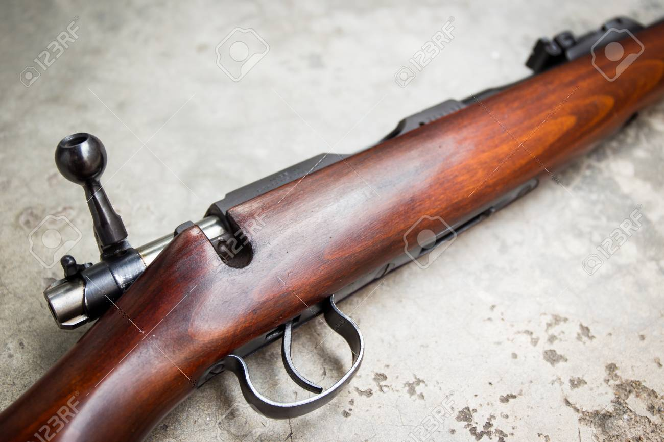 22 Cal long rifle close up