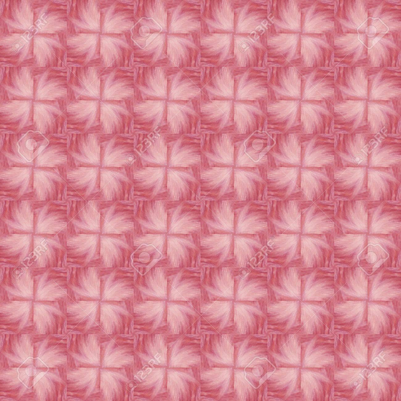 Immagini Stock Seamless Piastrellabile Sfondo Grandi Fiori Rosa