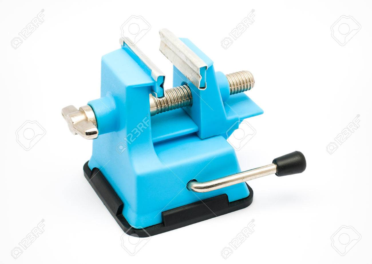 Surprising Aqua Plastic Bench Vise With Suction Cup Onthecornerstone Fun Painted Chair Ideas Images Onthecornerstoneorg