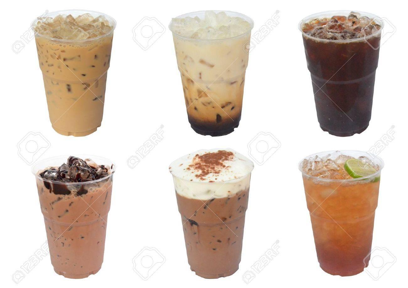 Iced Drinks - 13804320