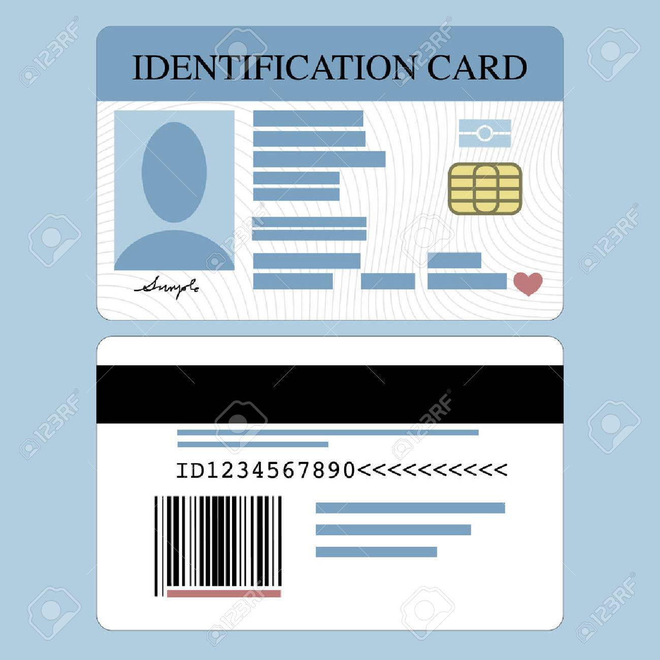 free identification cards