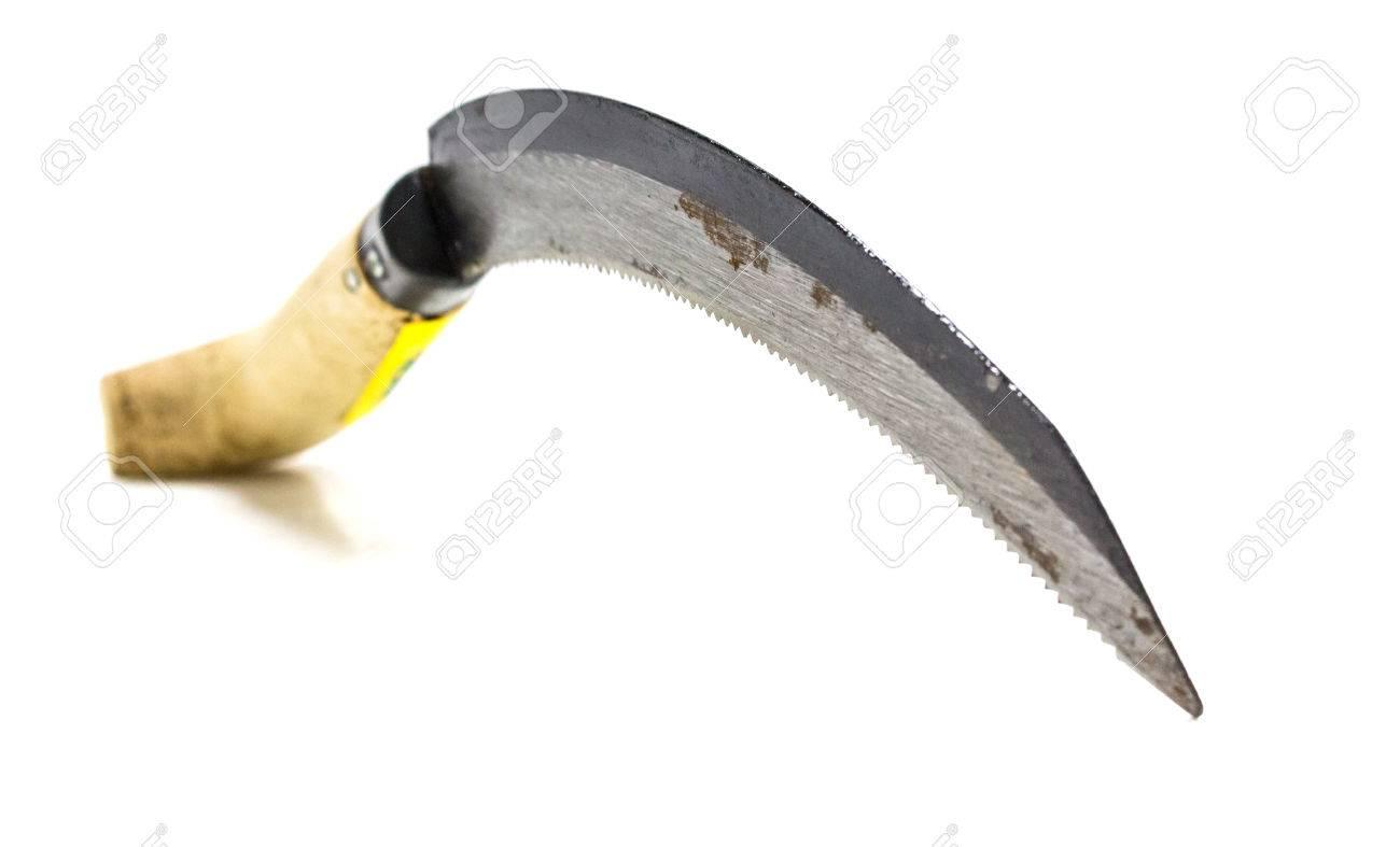 Agricultural sickle mower blade folding shovel gardening tools