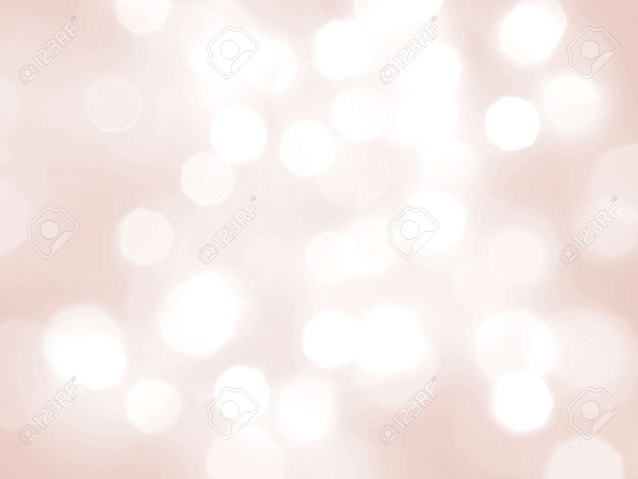 white and colorful bokeh abstract lights with soft light use as background, blur wall, macro. - 168612317