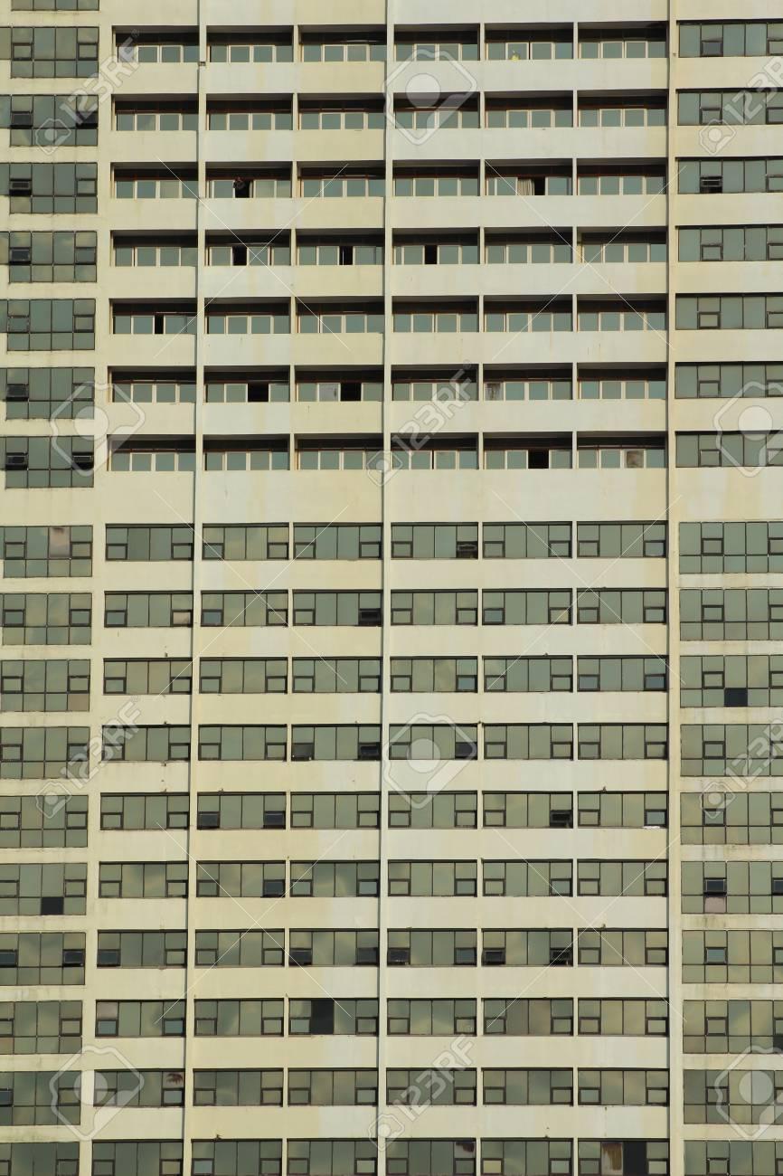 Facade of building Stock Photo - 17666740