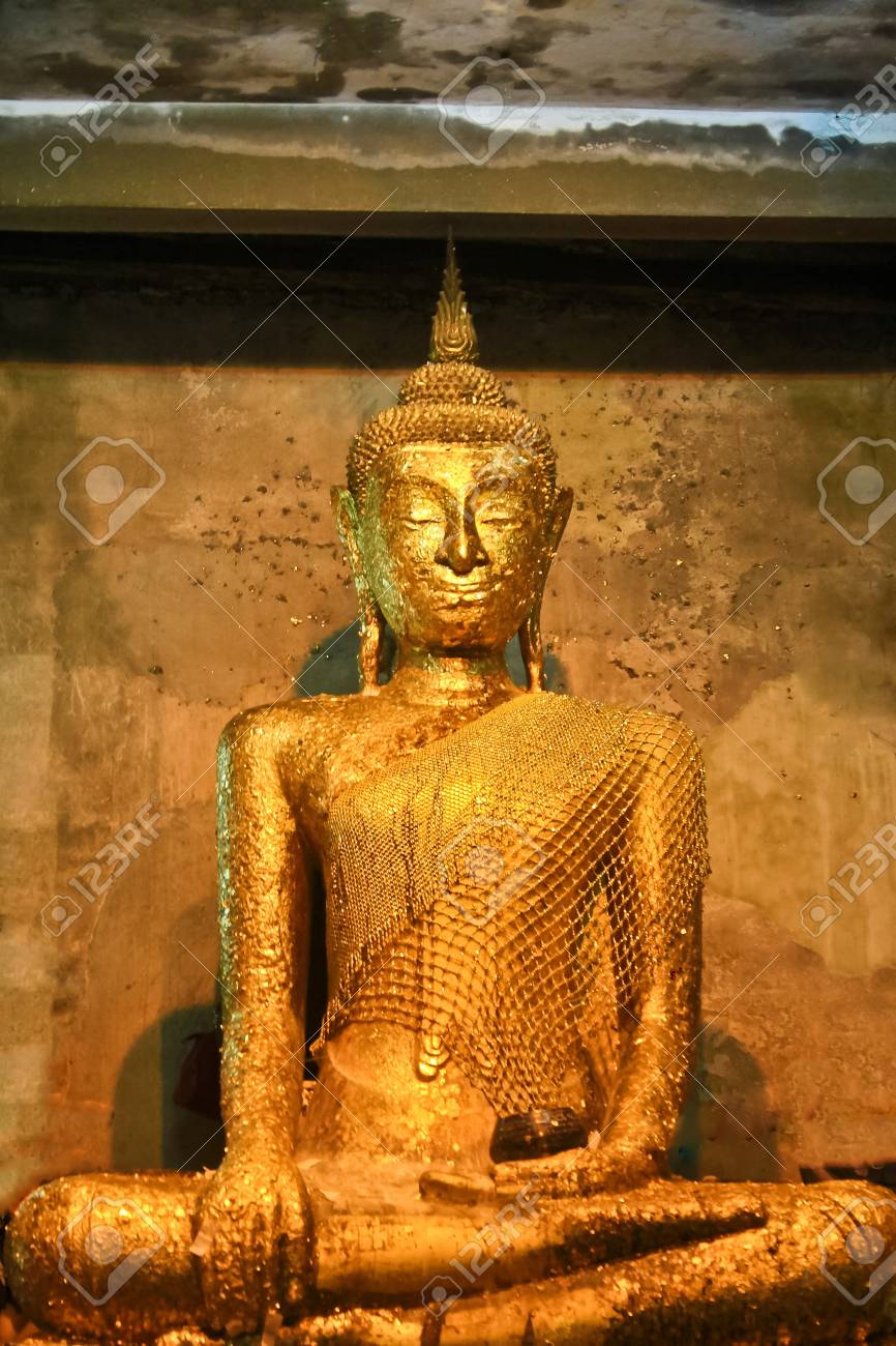 Buddha statue in Thailand  Stock Photo - 20289043