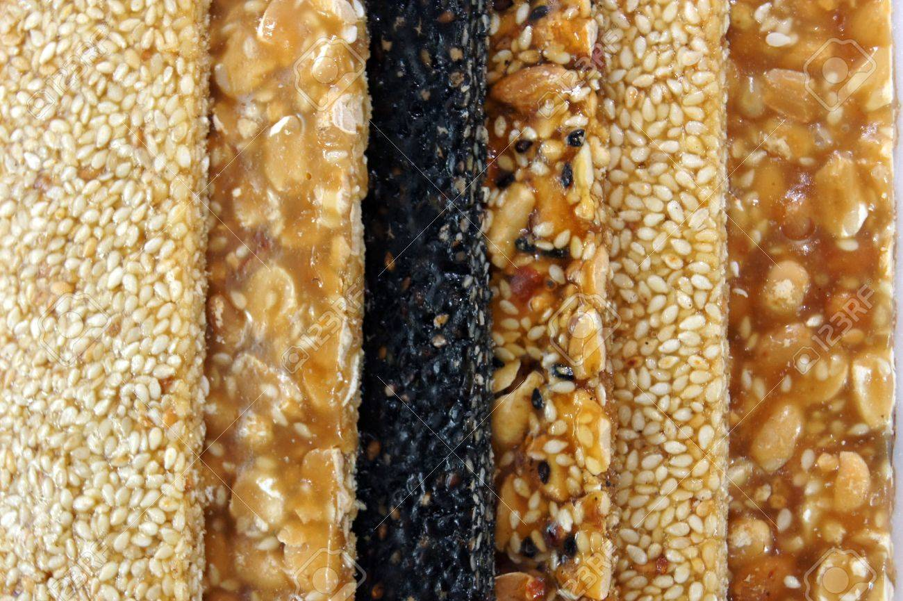 Grains, Thai sweets, diet and breakfast Stock Photo - 12011579