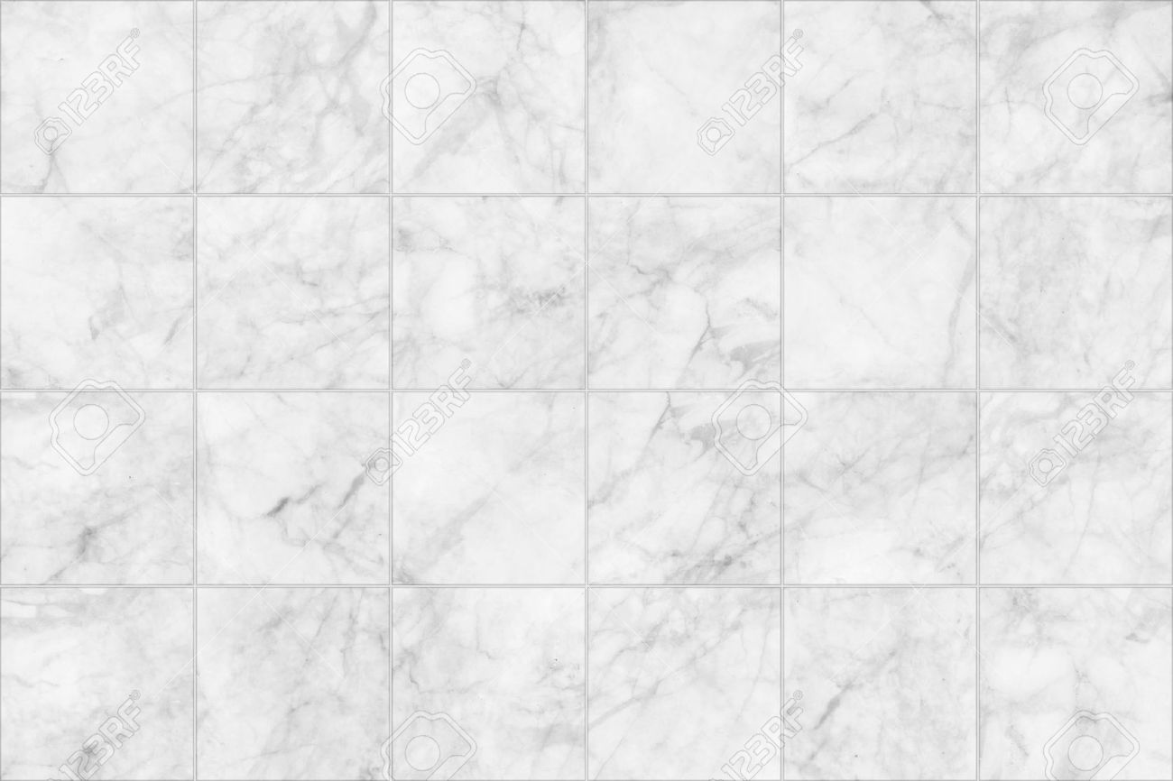 Marble tiles seamless flooring texture, detailed structure of marble in natural patterned  for background and design. Stock Photo - 43223811