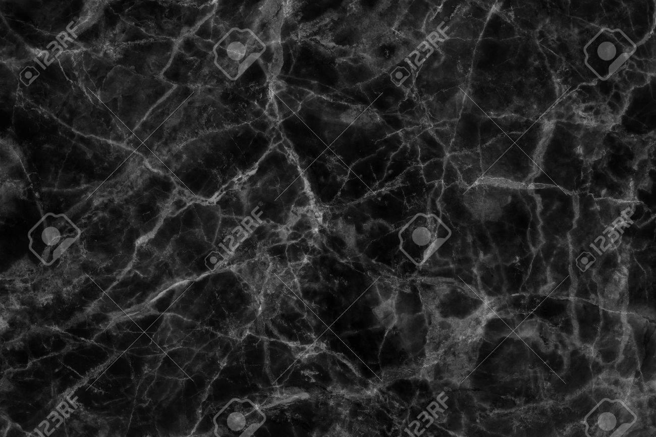 Zusammenfassung Schwarzen Marmor Textur In Natürlichen Strukturierte ...