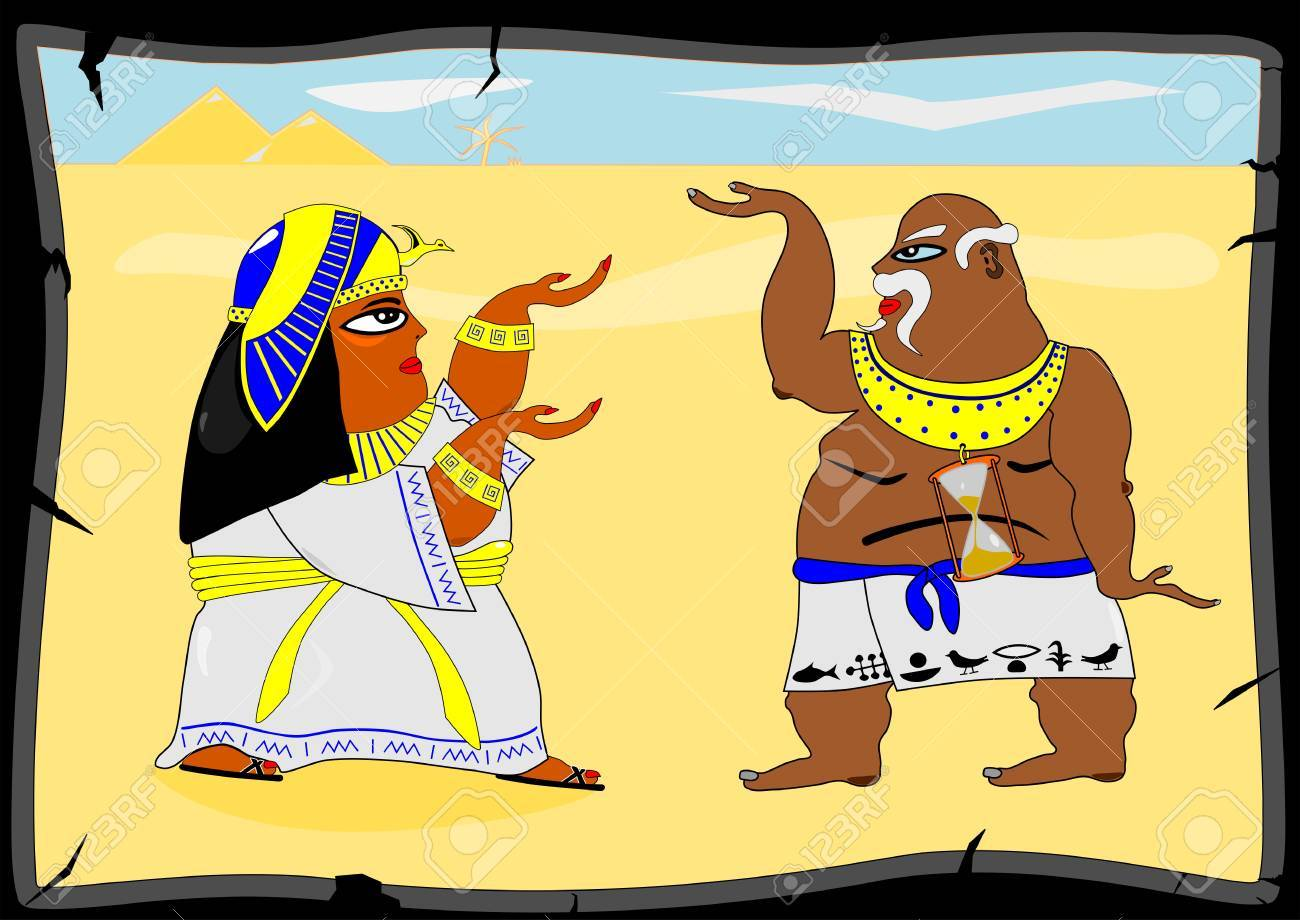 Dancing Egyptians Royalty Free Cliparts, Vectors, And Stock ...