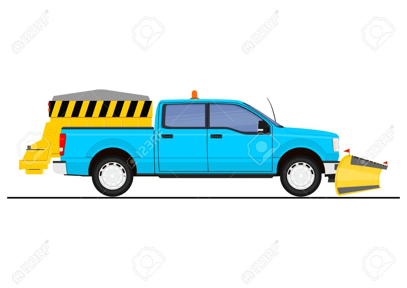 ᐈ Snow plows stock pictures, Royalty Free snow plow truck vectors |  download on Depositphotos®