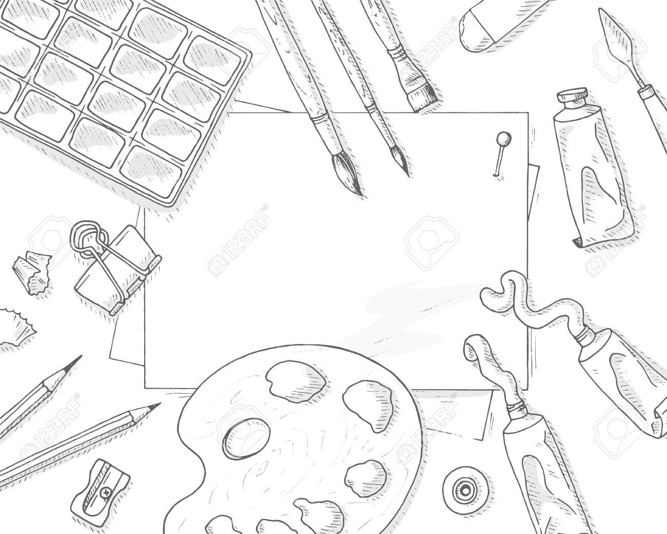 Draw A Tools For Art