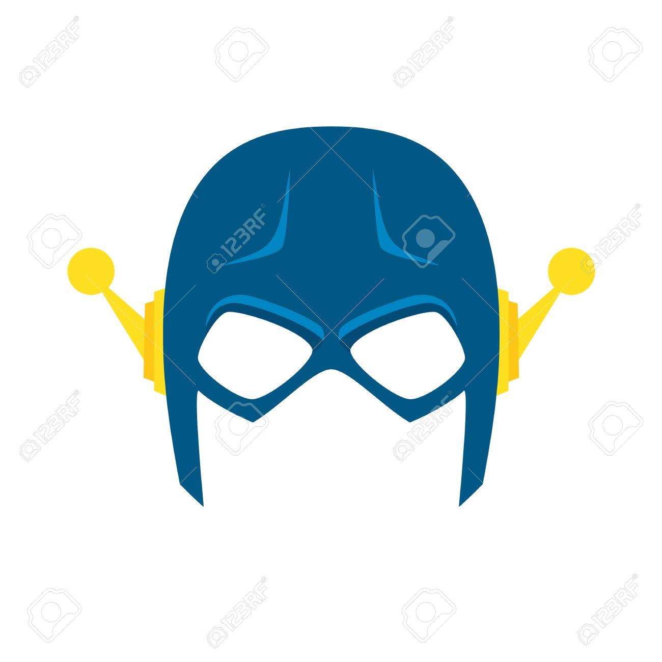 Großartig Superhelden Masken Vorlagen Fotos - Beispiel ...