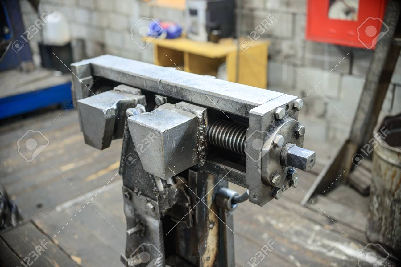 Machine Tool For Splicing Steel Cable. Department Of Manufacturing ...