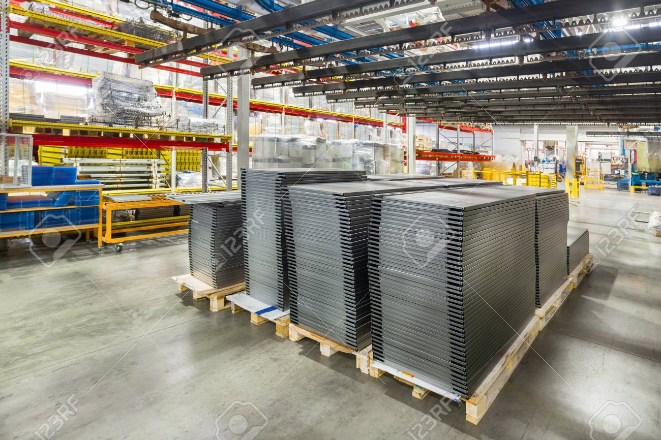 Warehouse plant other metal products