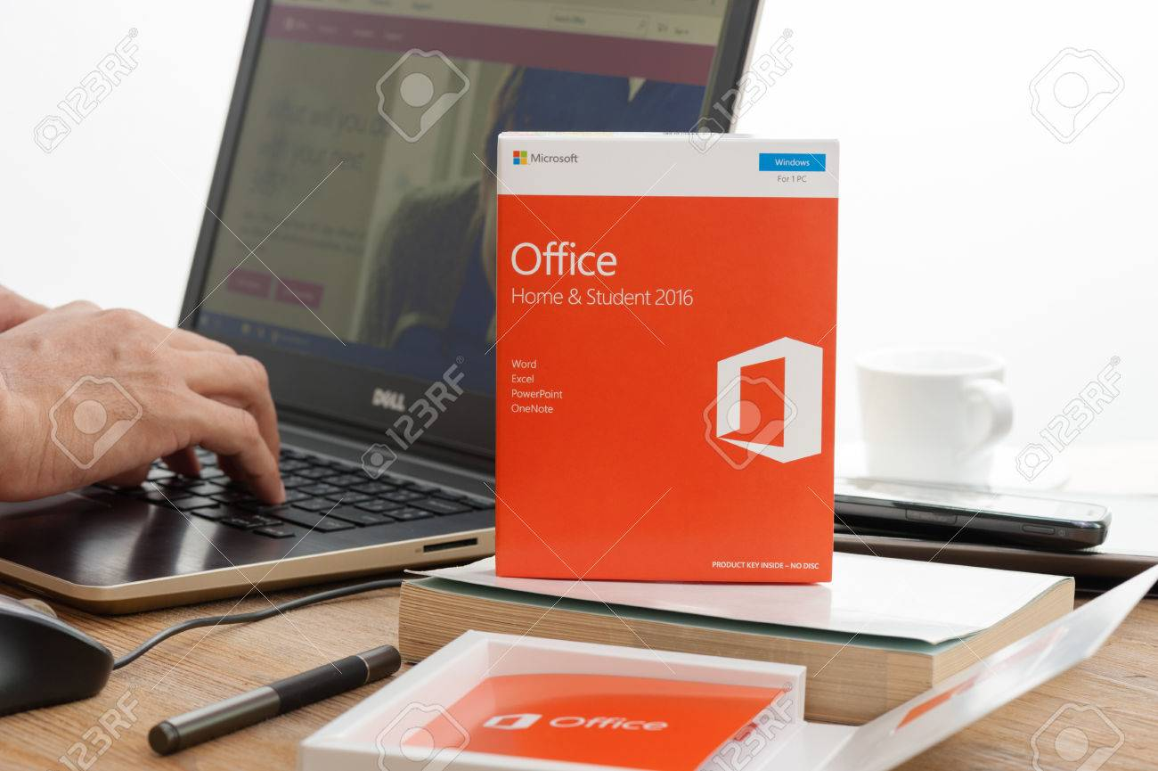 microsoft office for home and student 2016