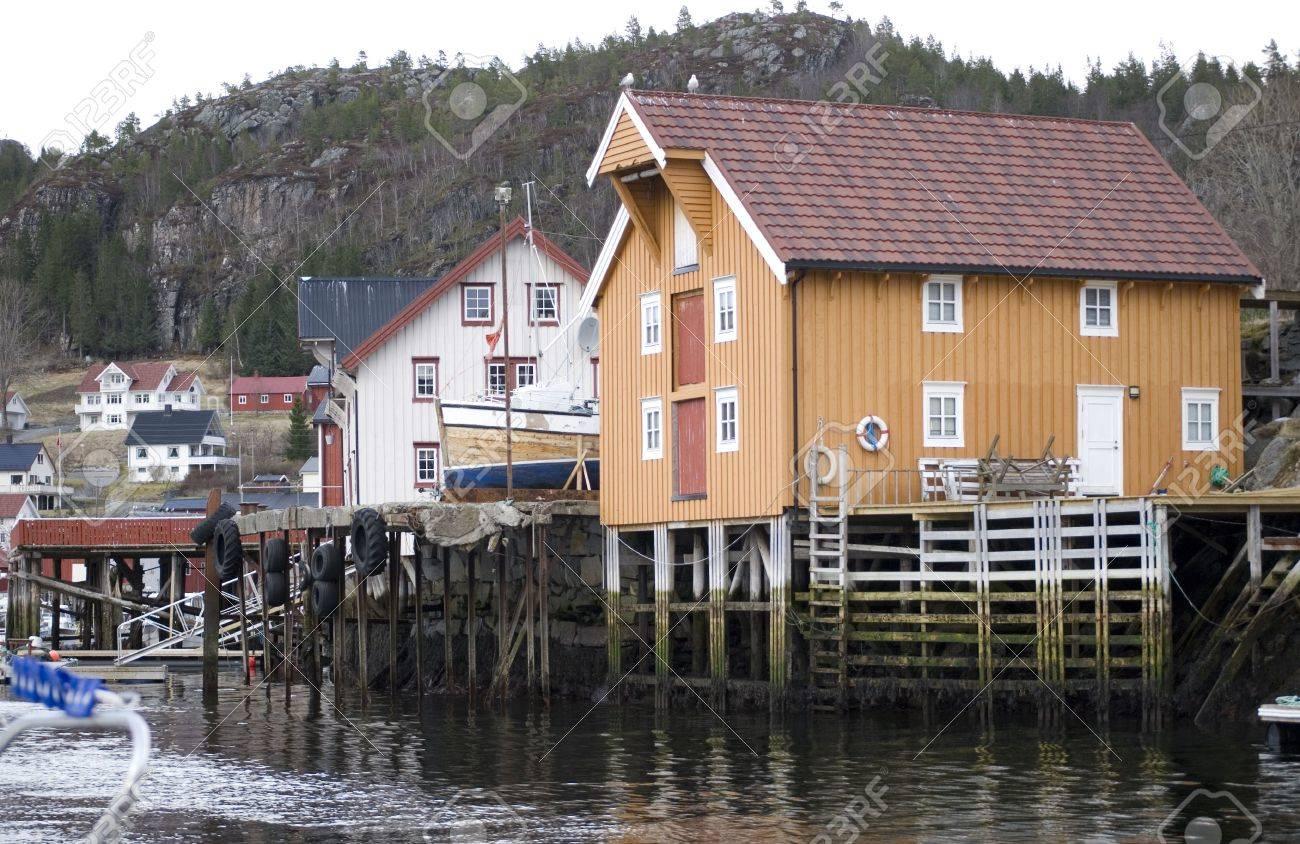 Norway, fjord Stock Photo - 4687001