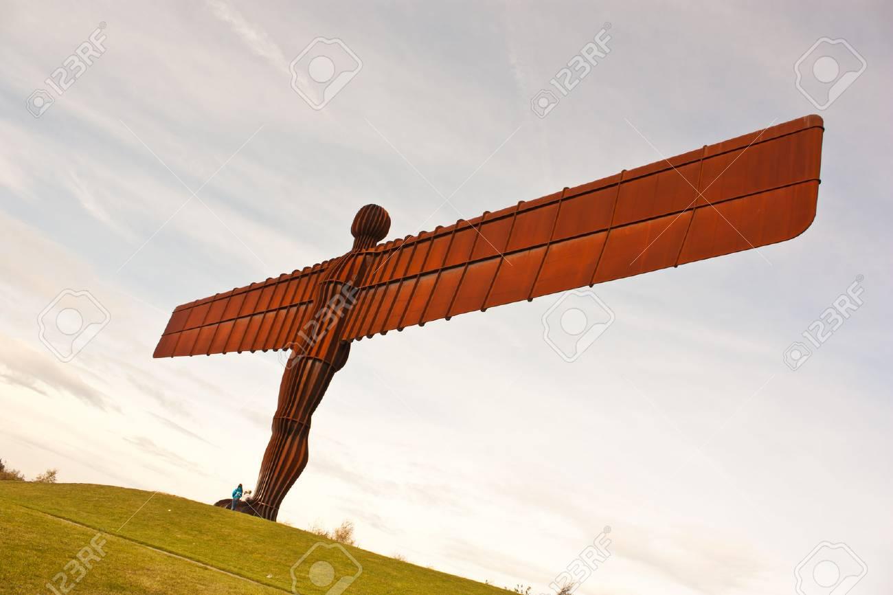 Angel of The North, Newcastle, England, United Kingdom. - 88361543