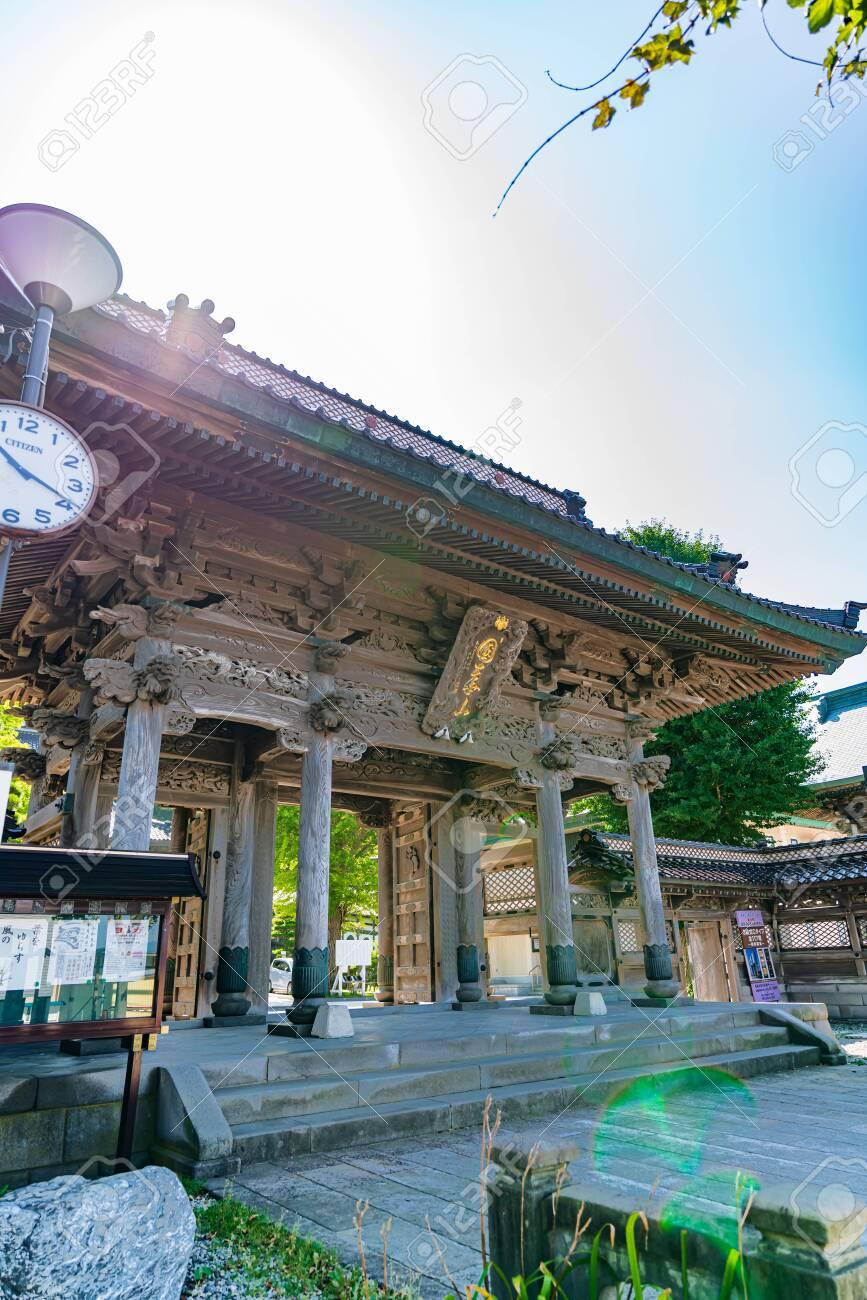 Hokkaido Summer Hakodate, Koryuji Temple - 143860496