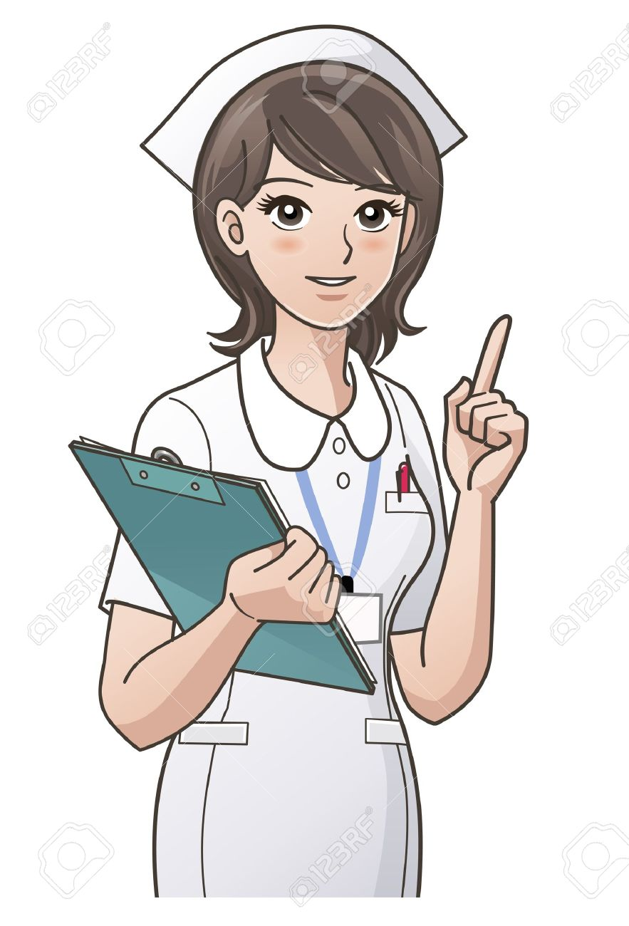 Cartoon nurse teat erotic image