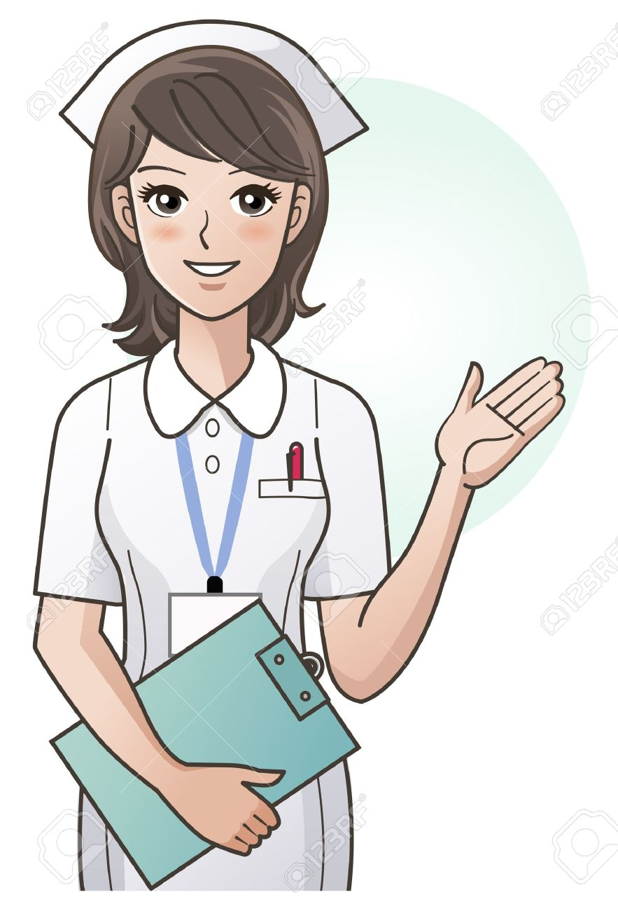 nurse cartoon images stock pictures royalty free nurse cartoon