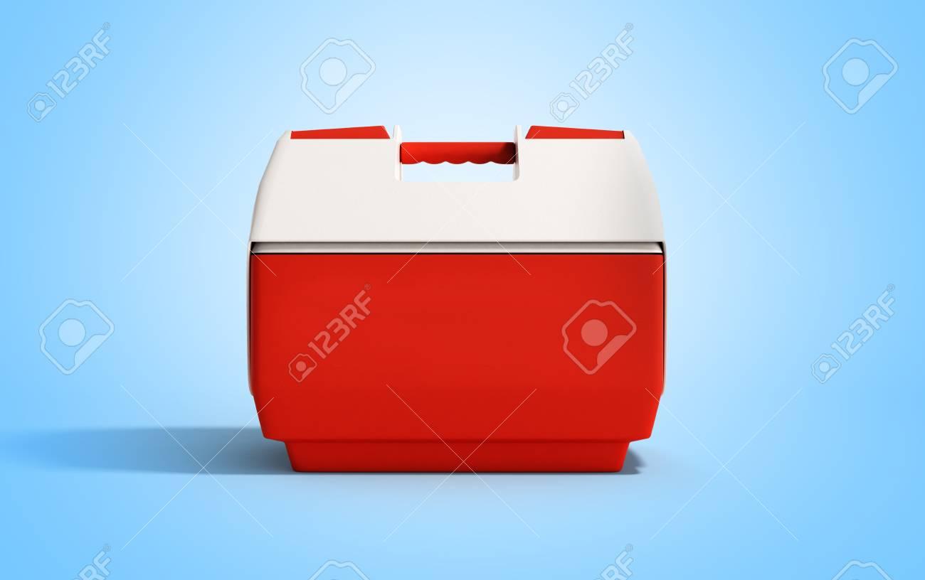 Kühlschrank In Rot : Geschlossener kühlschrank box rot d render auf blauem hintergrund