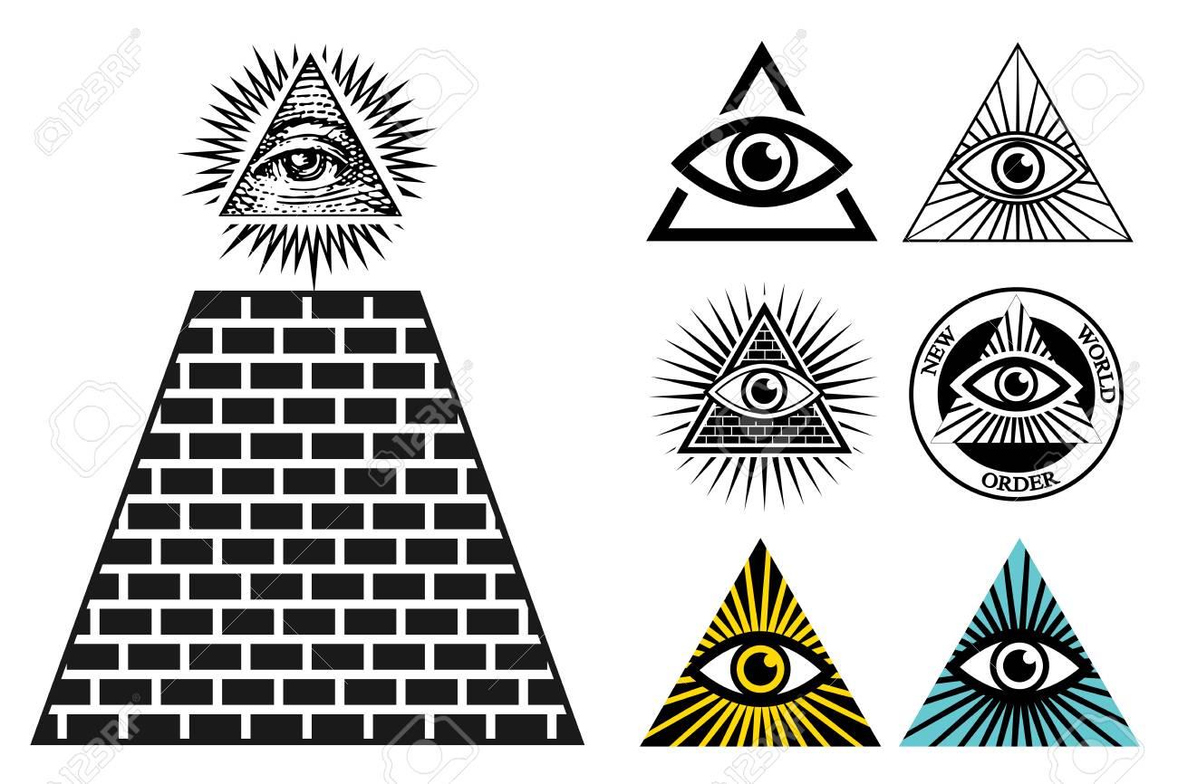 Pirámide illuminati