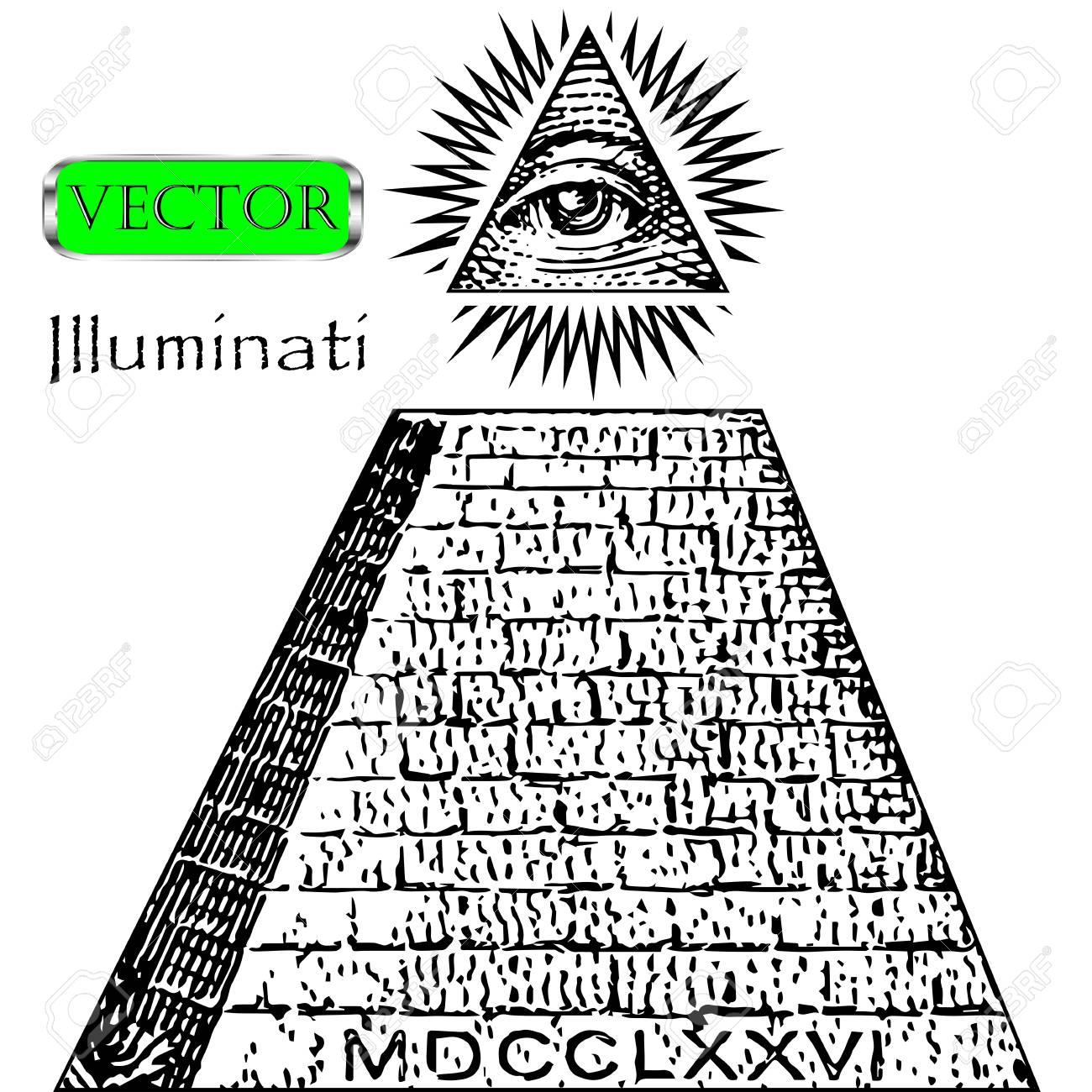 One dollar pyramid new world order illuminati symbols bill one dollar pyramid new world order illuminati symbols bill masonic sign buycottarizona Images