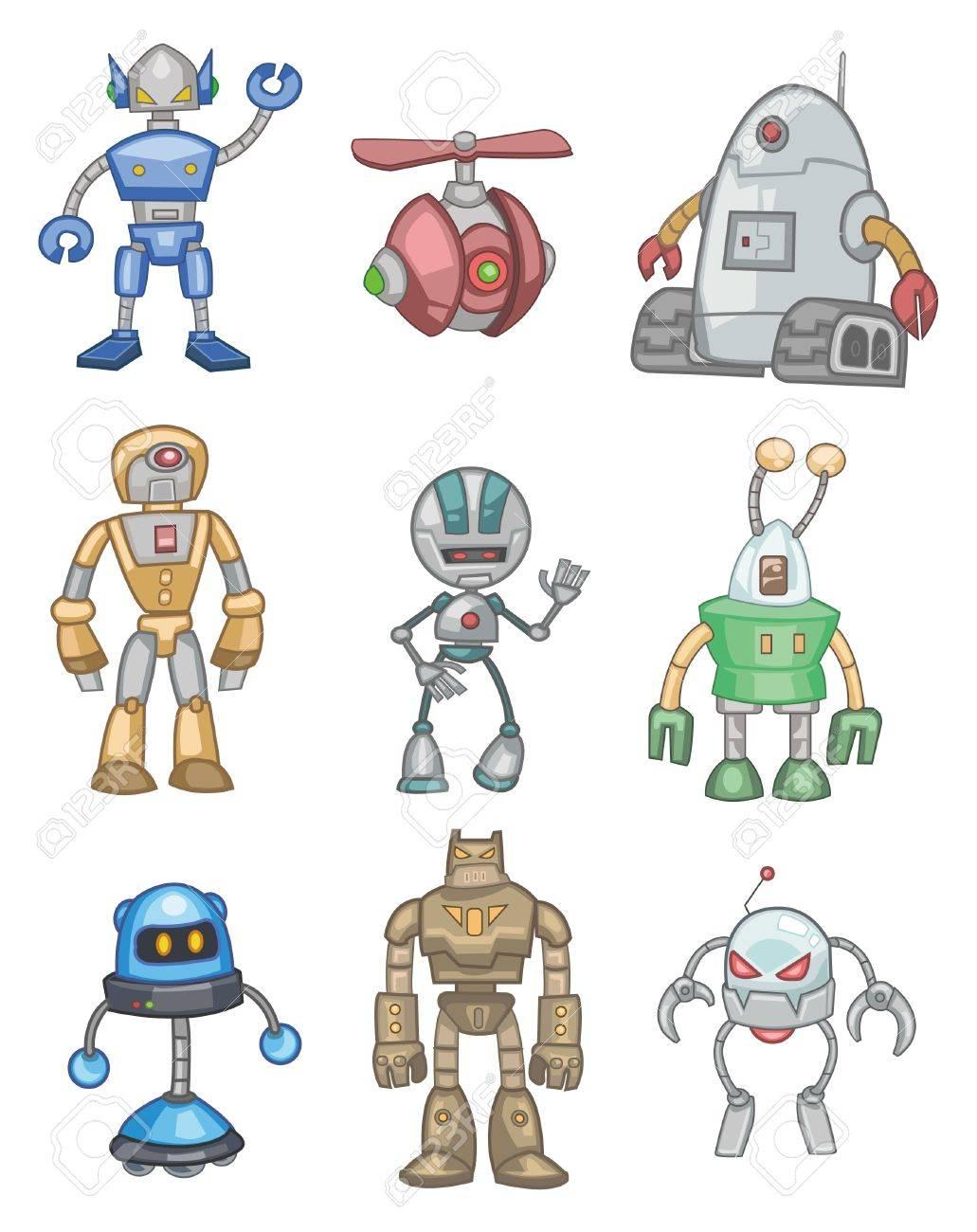 Робот рисовать для детей
