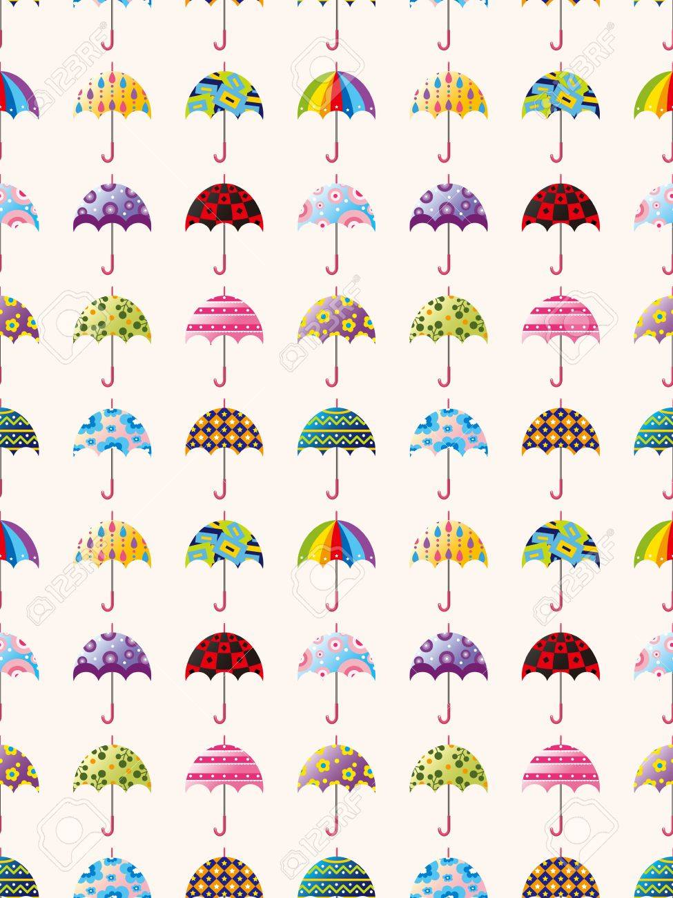 Umbrella Pattern Amazing Design Inspiration