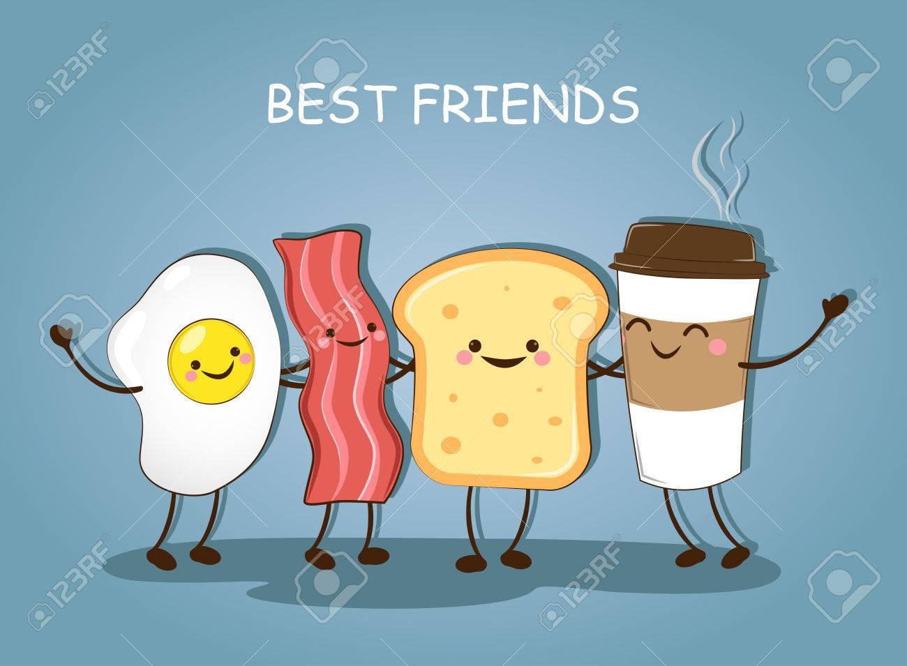 Best Friends Breakfast Morning Breakfast Good Morning Cute