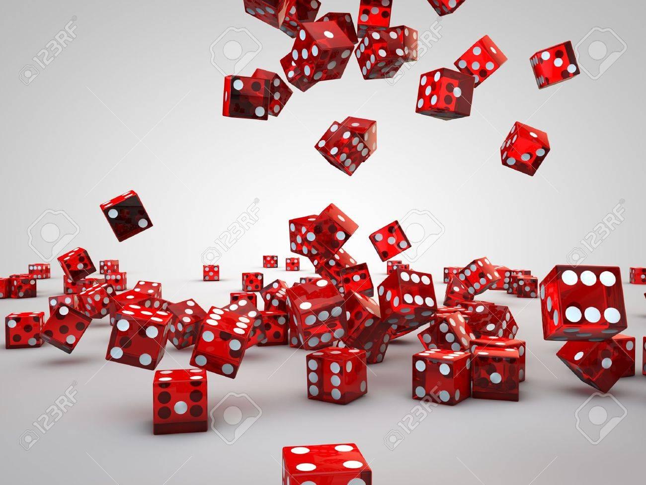 Замена игральных кубиков в крэпсе: Игорные - Казино