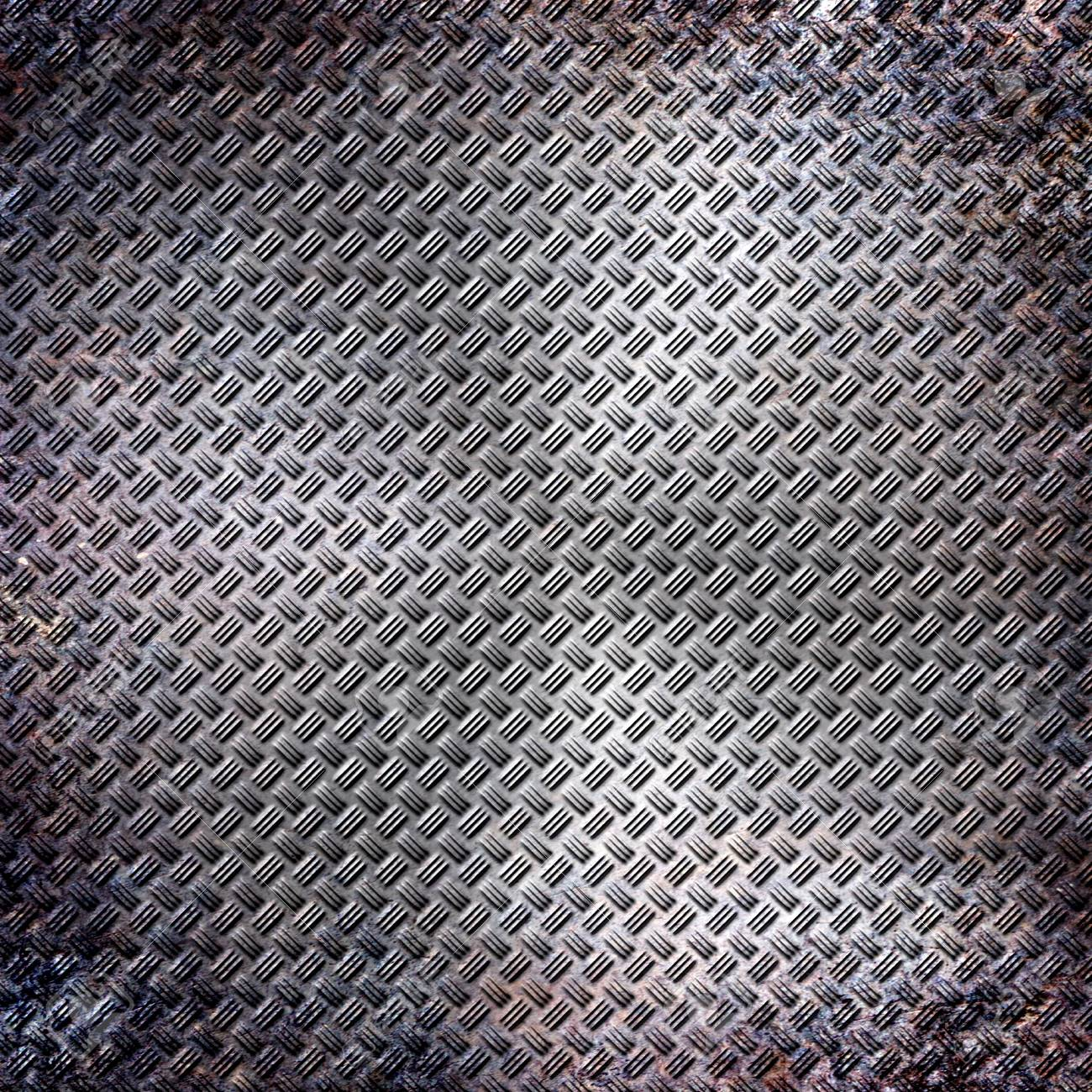 old metal background Stock Photo - 13906839