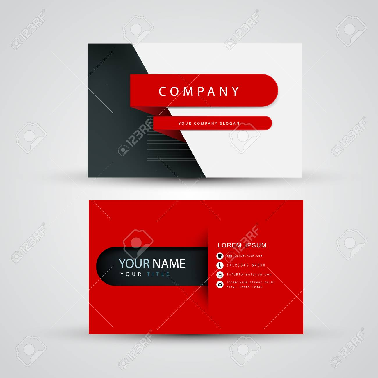 Business card vector background foto royalty free gravuras imagens banco de imagens business card vector background reheart Images