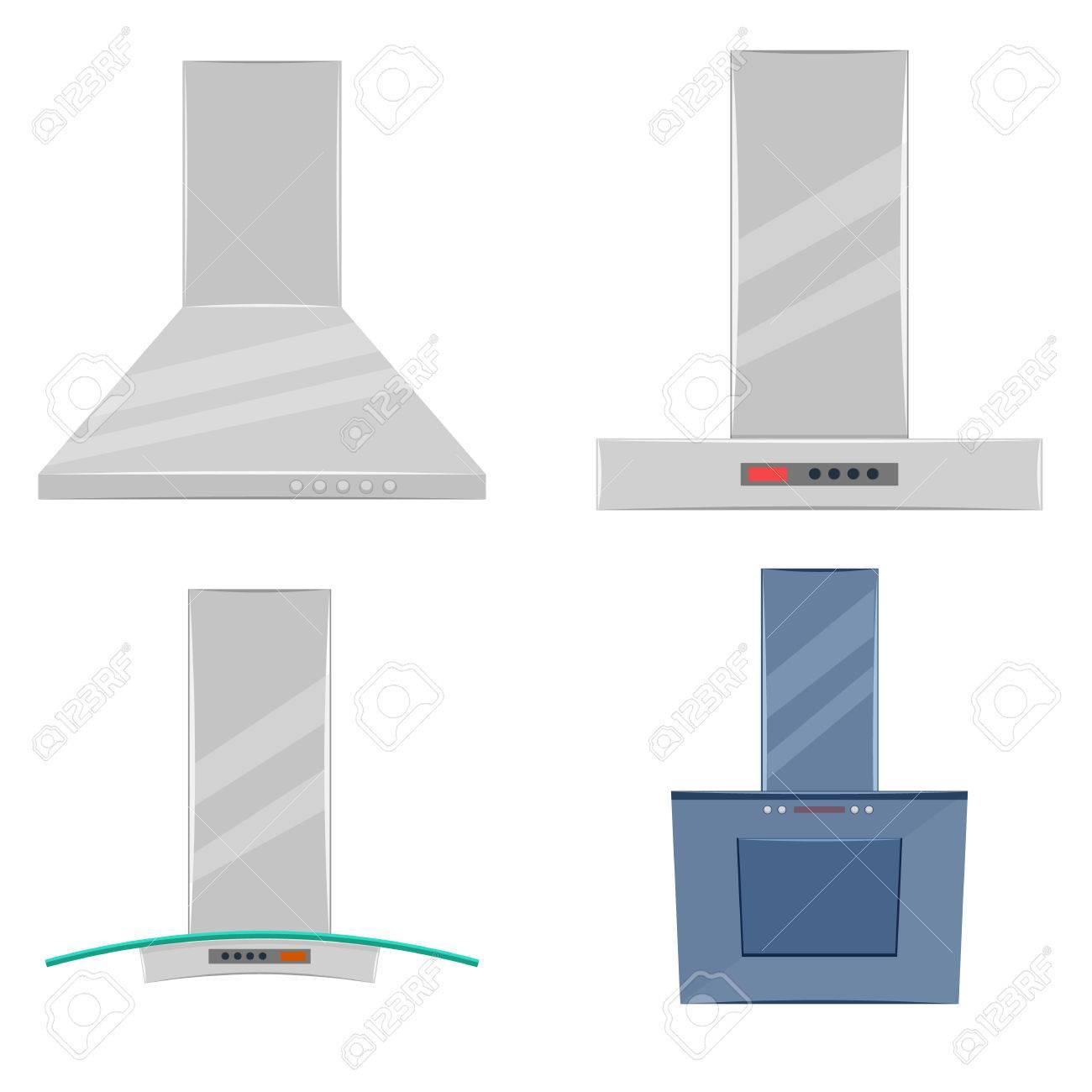 Fantastisch Küchenabzugshaube Zeitgenössisch - Küche Set Ideen ...